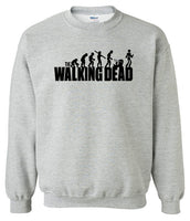 The Walking Dead Sweatshirt - Seen On The Screen - TV and Movie Clothing