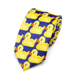 Rubber Duck Tie - Seen On The Screen - TV and Movie Clothing