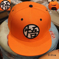 Dragon Ball Z Snapback Cap - Seen On The Screen - TV and Movie Clothing