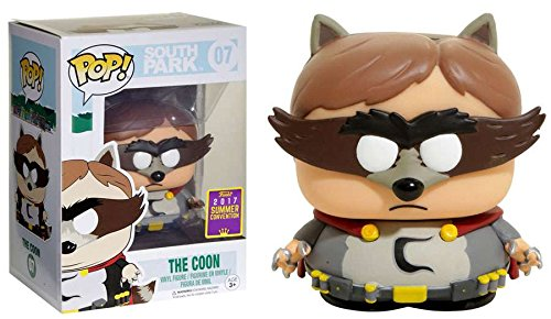 The Coon Funk Pop Collectible Toy with Box