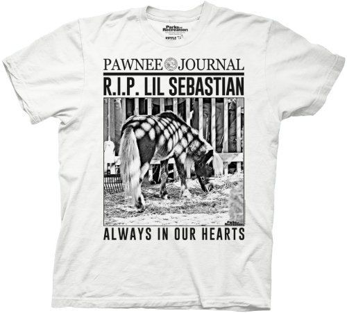 R.I.P Lil Sebastian T-Shirt - Seen On The Screen - TV and Movie Clothing