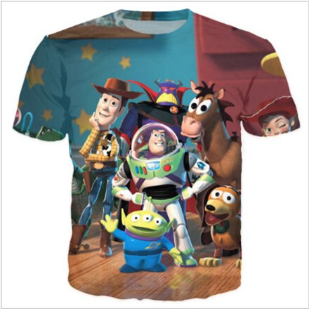 Toy Story Unisex Clothing