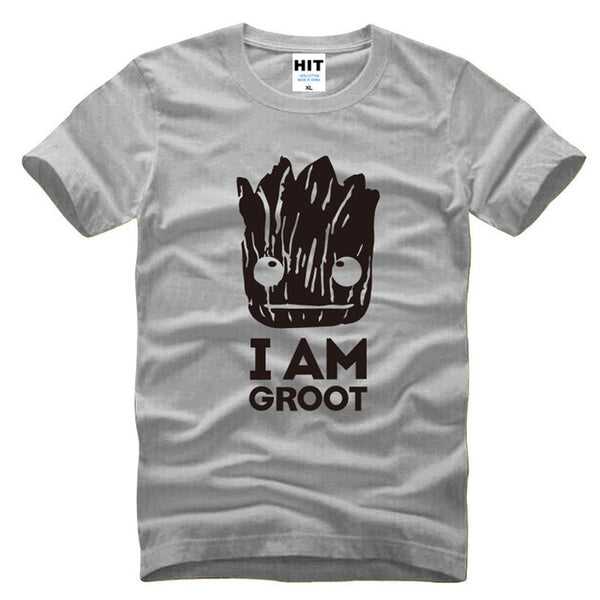 I am Groot T-Shirt - Seen On The Screen - TV and Movie Clothing