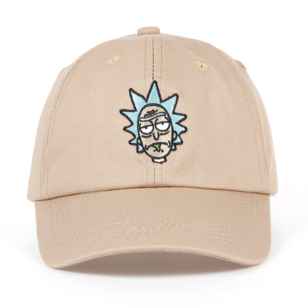 Rick and Morty Baseball Cap - Seen On The Screen - TV and Movie Clothing