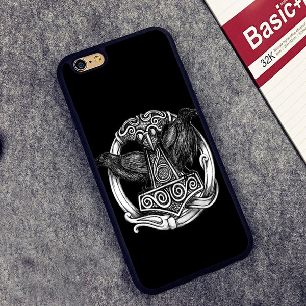 Vikings TV Series Iphone Case - Seen On The Screen - TV and Movie Clothing