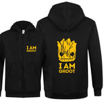 I Am Groot Hoodie - Seen On The Screen - TV and Movie Clothing