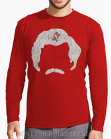 Pablo Escobar Long Sleeve T-Shirt - Seen On The Screen - TV and Movie Clothing