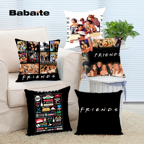 Friends Amazing Pillow Cases - Seen On The Screen - TV and Movie Clothing