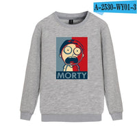 Variety of Rick and Morty Sweatshirts - Seen On The Screen - TV and Movie Clothing