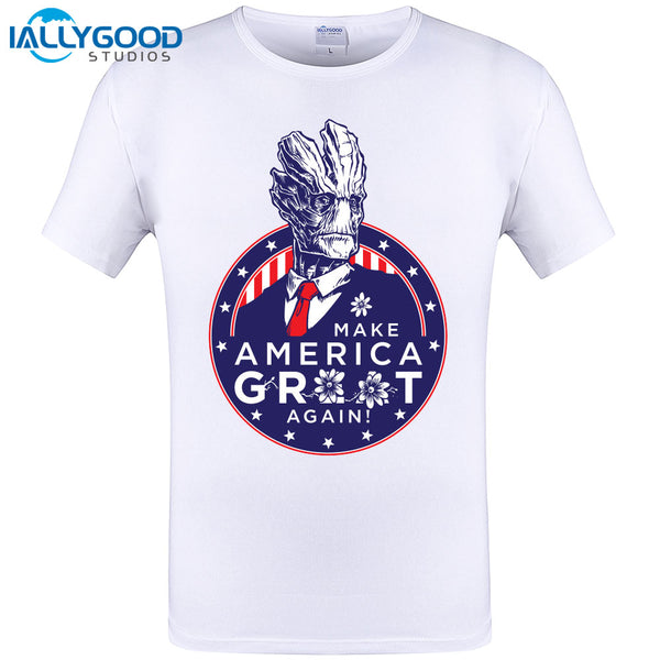Make America Groot Again - Seen On The Screen - TV and Movie Clothing