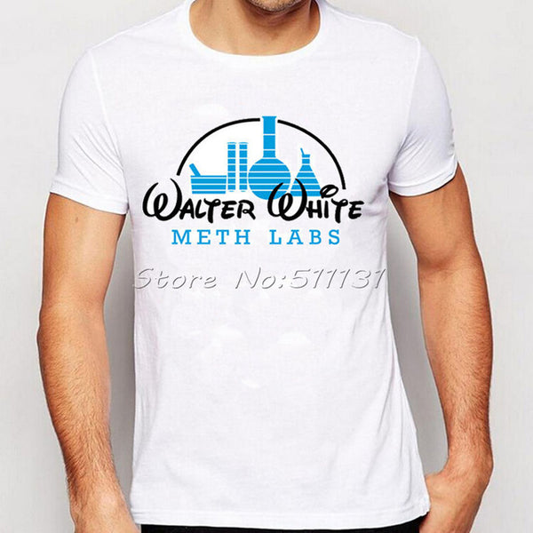 Walter White Meth Labs T-Shirt - Seen On The Screen - TV and Movie Clothing