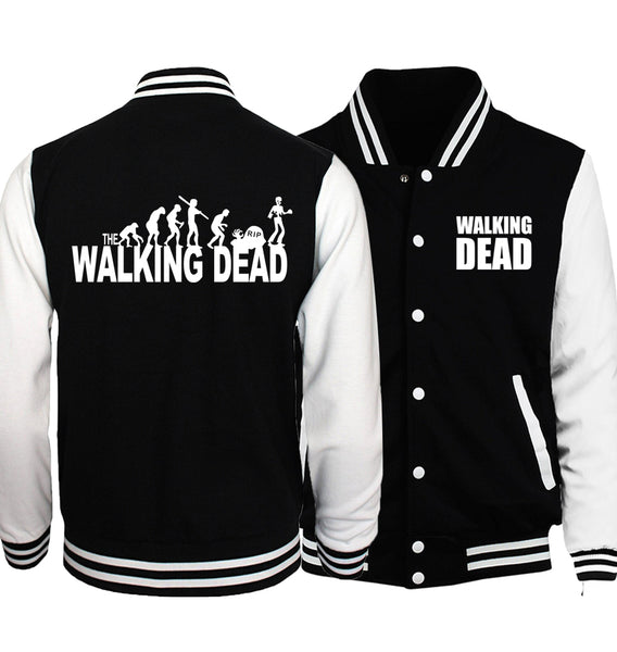 The Walking Dead Jersey - Seen On The Screen - TV and Movie Clothing
