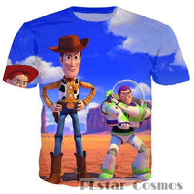 Buzz and Woody Toy Story Unisex Shirt