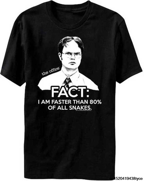 Dwight Schrute T Shirt - The Office - Seen On The Screen - TV and Movie Clothing