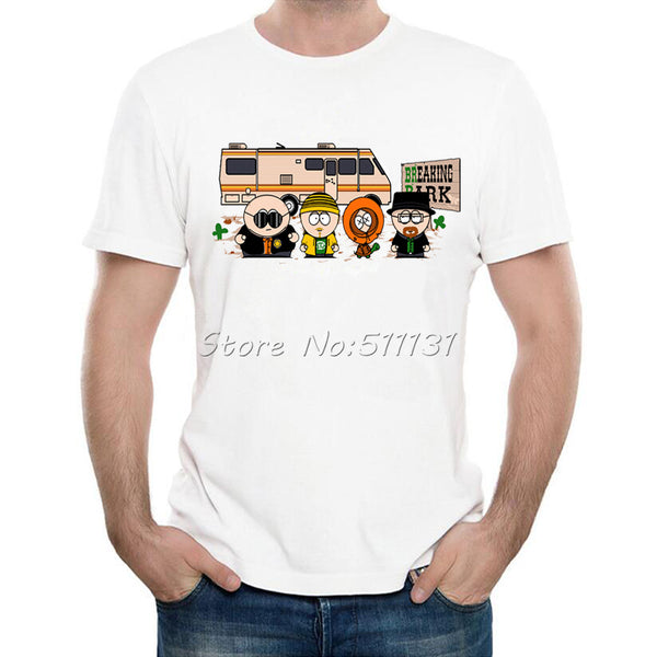 Breaking Bad South Park T-Shirt