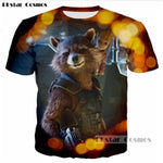 Awesome Rocket T-Shirt - Seen On The Screen - TV and Movie Clothing