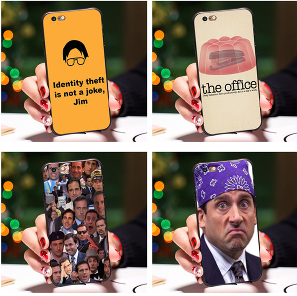 Variety of The Office Phone Cases - Seen On The Screen - TV and Movie Clothing