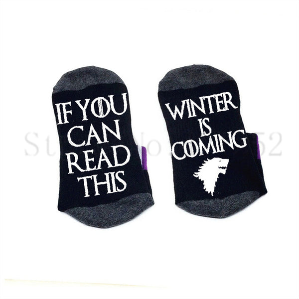 Game of Thrones Socks - Seen On The Screen - TV and Movie Clothing