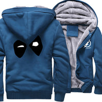 Deadpool Winter Lined Fleece