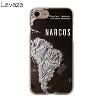 Narcos Pablo Escobar Iphone Case - Seen On The Screen - TV and Movie Clothing