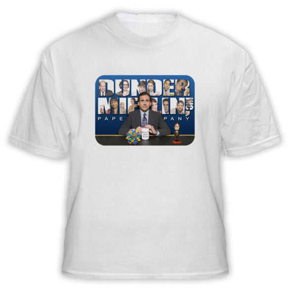 The Office T Shirt - Seen On The Screen - TV and Movie Clothing