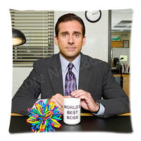 Michael Scott Pillow Case - Seen On The Screen - TV and Movie Clothing