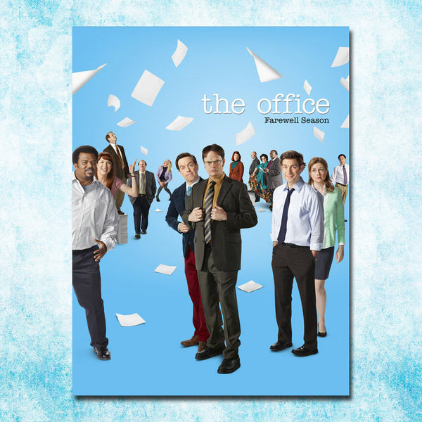 The Office Poster - Seen On The Screen - TV and Movie Clothing