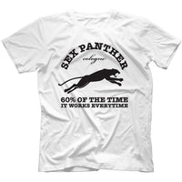 Sex Panther Anchorman Funny T-Shirt - Seen On The Screen - TV and Movie Clothing
