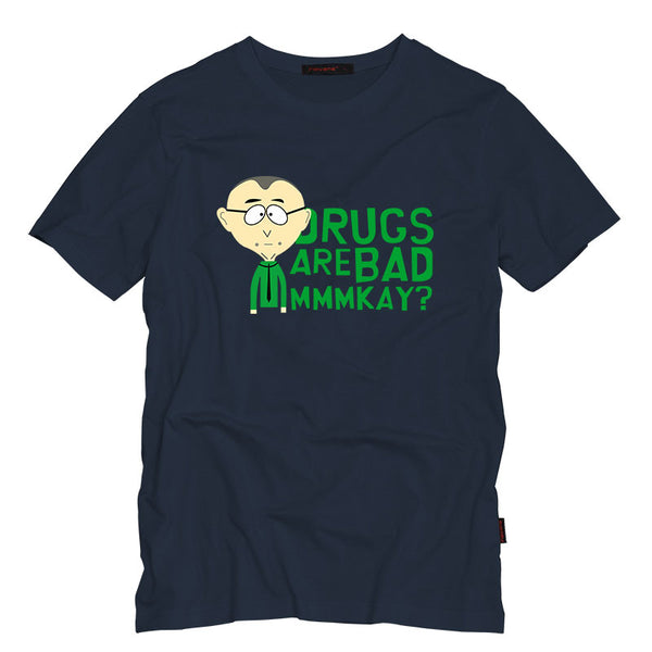 Drugs are Bad Mmmkay South Park T-Shirt