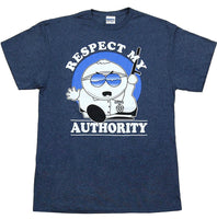 Respect my Authority South Park T-Shirt