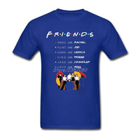 Funny Friends T-Shirt - Seen On The Screen - TV and Movie Clothing