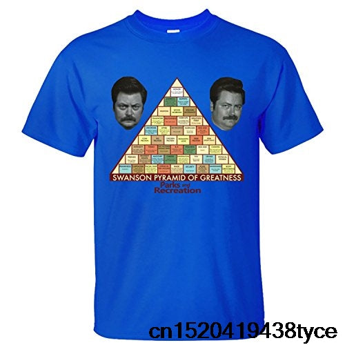 Pyramid of Greatness T-Shirt - More colours