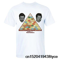 Pyramid of Greatness T-Shirt - More colours - Seen On The Screen - TV and Movie Clothing