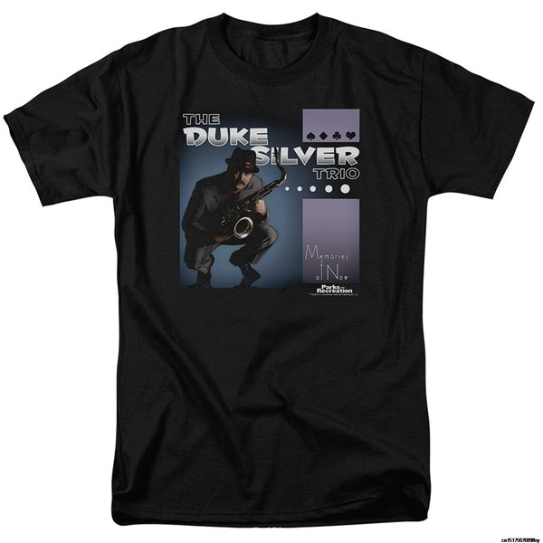 Duke Silver T-Shirt - Seen On The Screen - TV and Movie Clothing