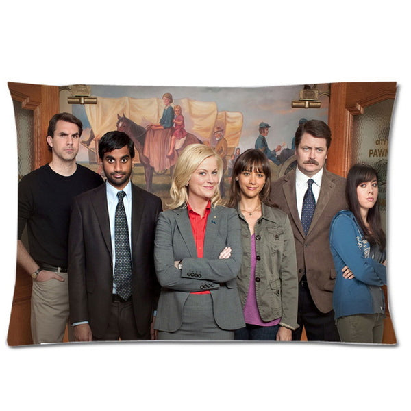 Parks and Recreation Pillow Case - Seen On The Screen - TV and Movie Clothing