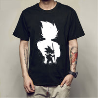 Anime Dragon Ball Z Vegeta Super Saiyan T-Shirt - Seen On The Screen - TV and Movie Clothing