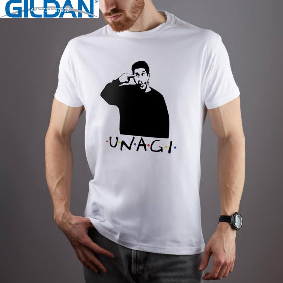 Unagi Funny Friends T-Shirt - Seen On The Screen - TV and Movie Clothing