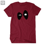 Deadpool eyes T-Shirt - Seen On The Screen - TV and Movie Clothing