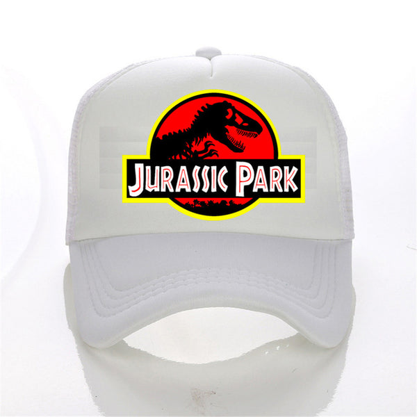 Jurassic Park Baseball Cap - Seen On The Screen - TV and Movie Clothing