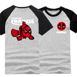 Wade Wilson Funny Deadpool T-Shirt - Seen On The Screen - TV and Movie Clothing