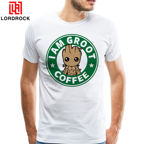 Variety of Groot T-Shirts - Seen On The Screen - TV and Movie Clothing