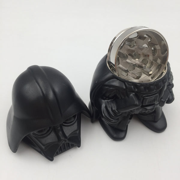 Star Wars Darth Vader 3 Layer Grinder