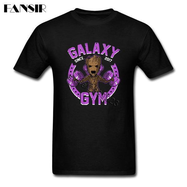 Guardians Of The Galaxy Groot's Gym