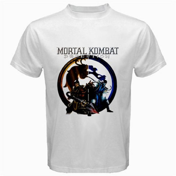 Mortal Komabt T-Shirt - Seen On The Screen - TV and Movie Clothing