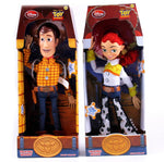 Toy Story 3 Talking Jessie Woody PVC Action Figure