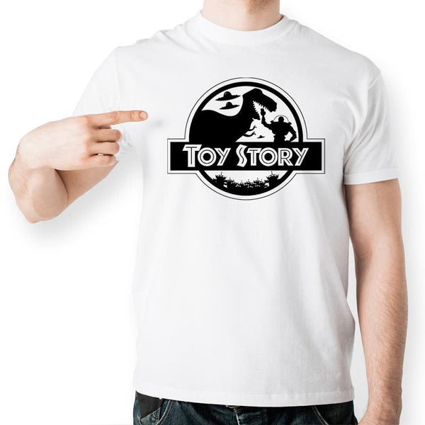 Toy Story T Shirt Cartoon Character Unisex