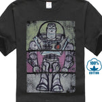 Chalk Buzz Lightyear Shirt