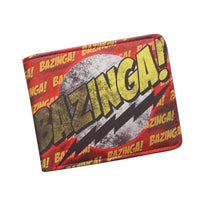 Bazinga Wallet - Seen On The Screen - TV and Movie Clothing