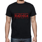 Bazinga Chemistry T-Shirt - Seen On The Screen - TV and Movie Clothing