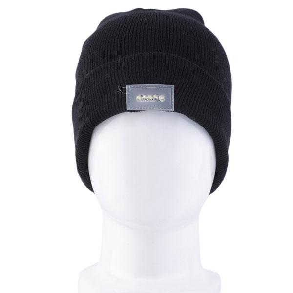 Flashlight Beanie